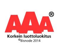 AAA luottoluokitus logo