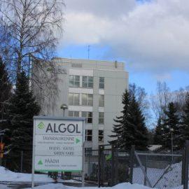 Algol - LVI-työt