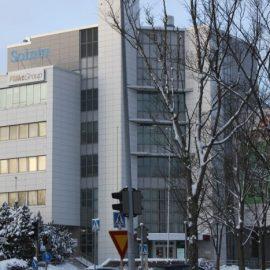 Business Center Sointu - Lähivakuutus toimitalo - Toimistotilojen muutostöitä (LVIJA-työt) mm. Ikea, Fläkt ja Oras