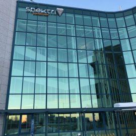 Spektri Business Park - Useiden toimitilojen LVIJ-muutostöitä 2015-2019